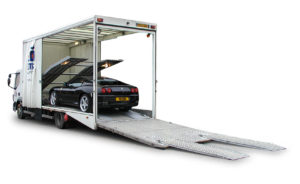 enclosed carrier for car shipping
