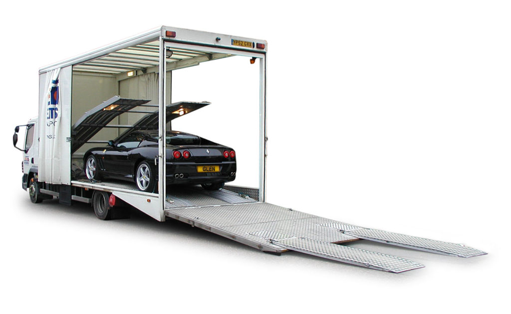 Enclosed Auto Transporter