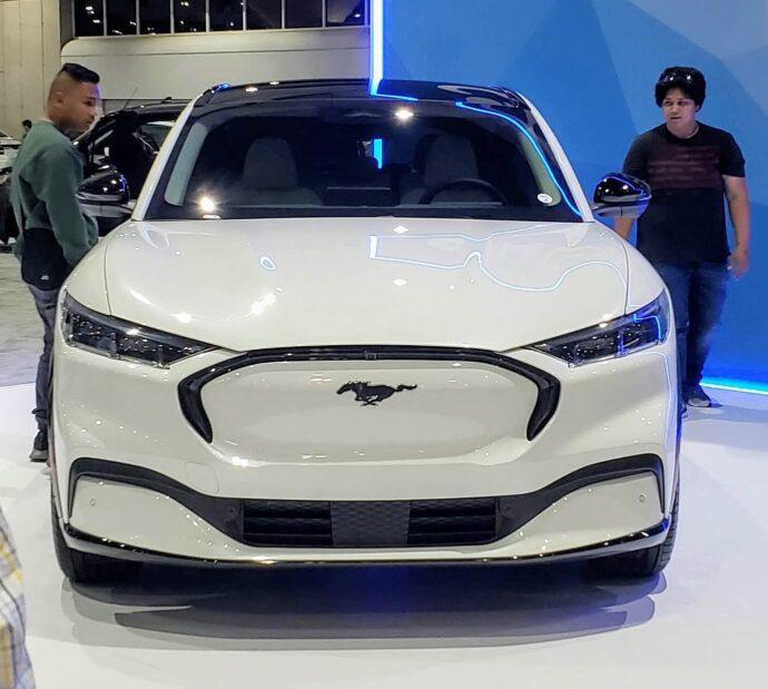 2020 Auto Show San Diego