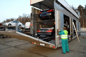 Enclosed Carrier Auto Shipping