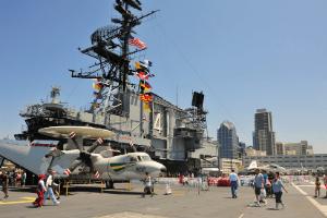 San Diego Military Base