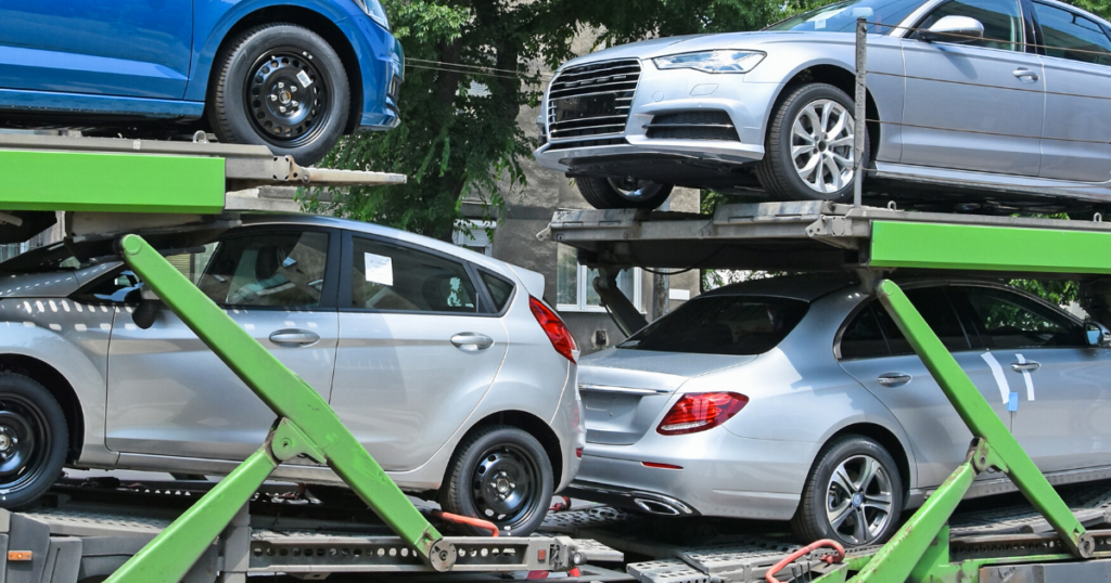 Most Common Types of Auto Transport Services