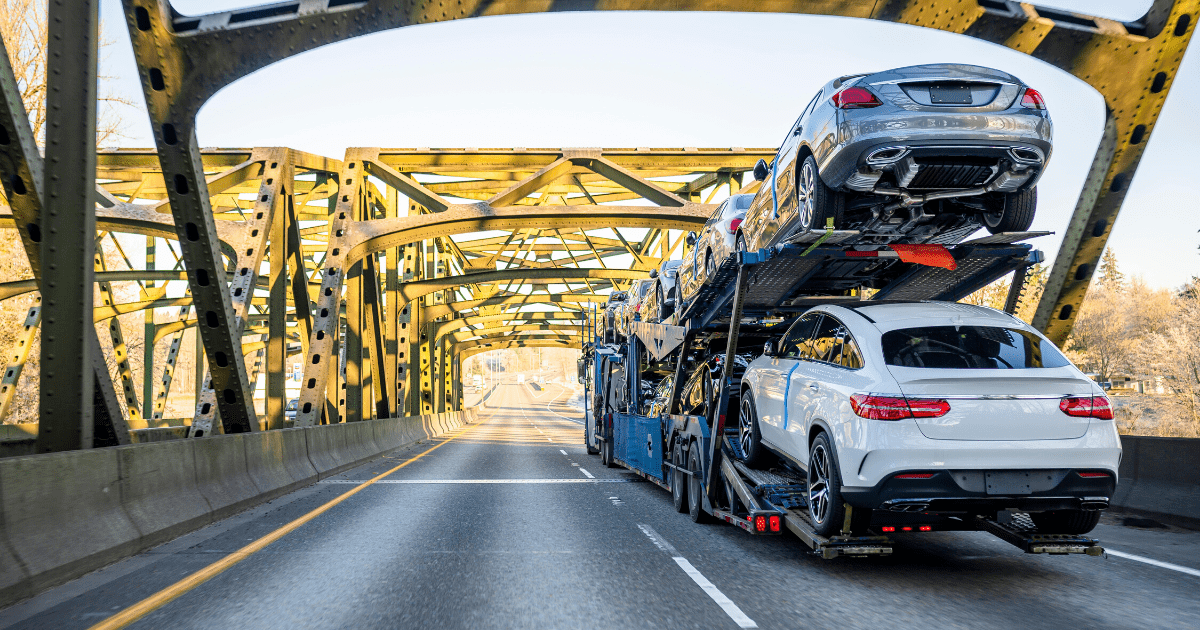 4 Benefits of Shipping a Car Instead of Driving